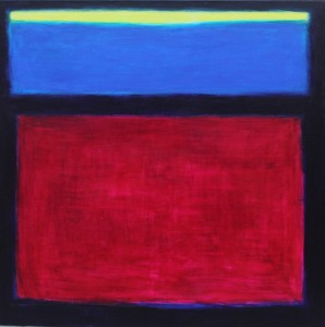 Rothko scherp (Medium)